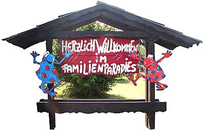 Herzlich Willkommen im Familienparadies!
